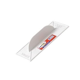 DESEMPENADEIRA CASTOR PVC P/TEXTURA 7X16 MINI