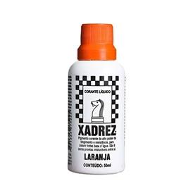 CORANTE XADREZ LARANJA 50 ML